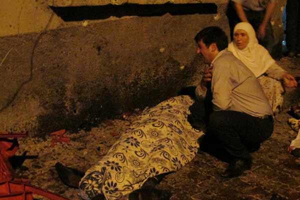 Ataque en Turquía | Foto: Vía Twitter