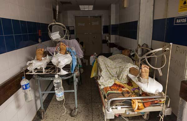 Hospital Antonio Patricio de Alcalá - Cumaná   Foto: Daniel Guarache