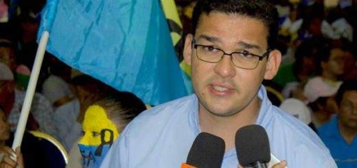 Daniel Antequera, diputado del Parlasur  | Foto: Archivo