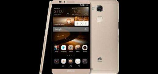 Huawei Mate 8| Foto: Archivo