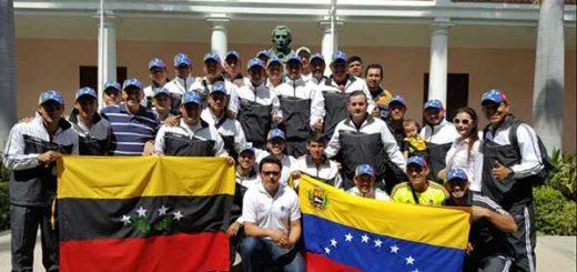 Gobernación del estado Táchira y del Norte de Santander jugarán un partido de fútbol | Foto: @WilliamNdeS