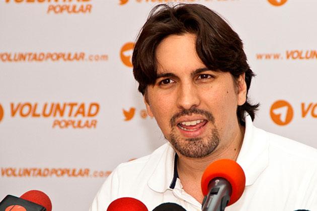 Freddy Guevara anuncia que denunciará a Vtv y a Zurda Konducta  Foto archivo