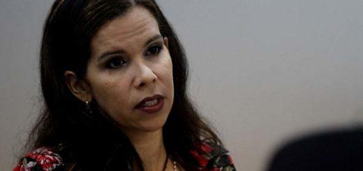 Gabriela Ramírez, ex defensora del pueblo |Foto: Noticias24