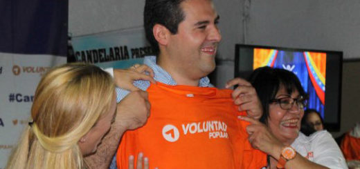 El coordinador nacional encargado de Voluntad Popular, Freddy Guevara|Foto: cortesía