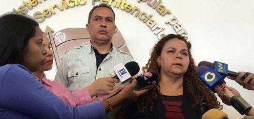 Ministra Iris Varela en compañía del diputado Richard Blanco | Foto: @RichardBlancoOf
