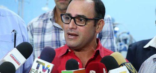 Juan Carlos Betancourt, nuevo alcalde de Puerto Cabello | Foto:ACN
