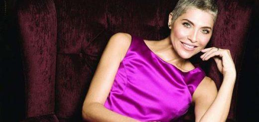 Lorena Meritano, actriz argentina que superó el cáncer de senos  Foto: Cortesía