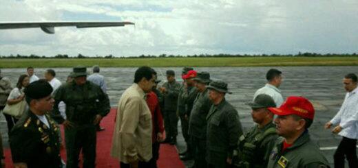 Imagen: Nicolás Maduro (Presidente de la República Bolivariana de Venezuela)
