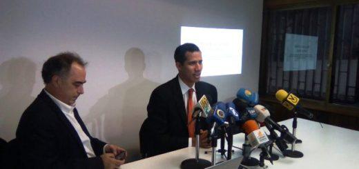 MUD desmiente a Jorge Rodríguez sobre las firmas planas |Foto:Twitter