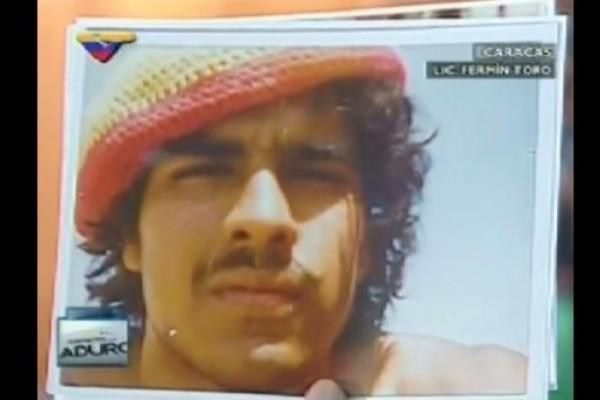 Nicolás Maduro cuando era hippie y rockero |Captura de pantalla