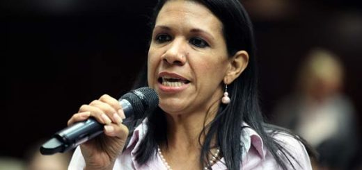 Diputada Mariela Magallanes |Foto: Asamblea Nacional