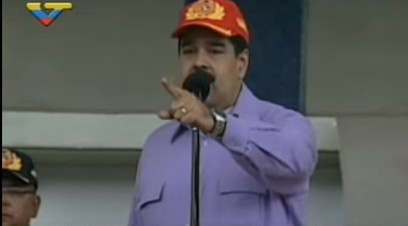 Nicolás Maduro|Captura de video