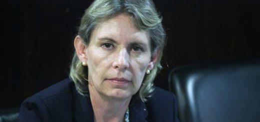 Olivia Lozano, diputada de la AN por el estado Bolívar / Foto: Cortesía