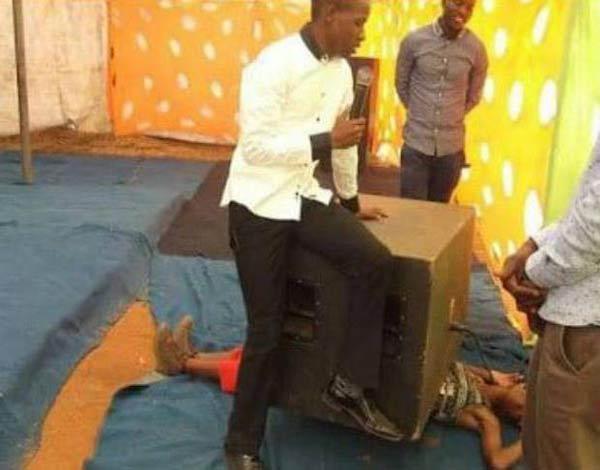 Imagen: Pastor mata a creyente