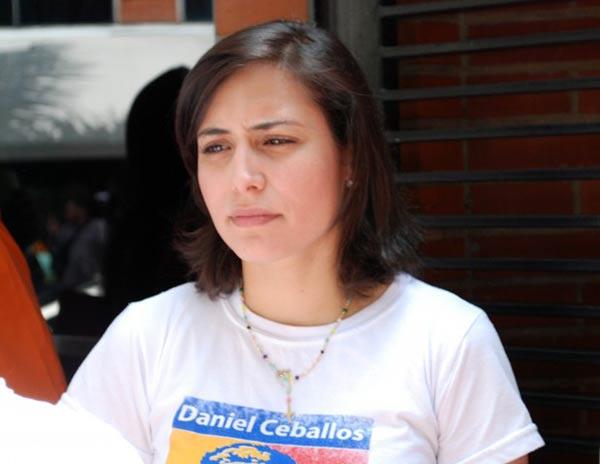 Patricia de Ceballos |Foto: Archivo