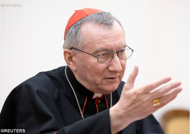 Cardinal Pietro Parolin |Foto: Reuters