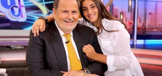 Raúl de Molina defendió a su hija de las críticas en las redes sociales |Foto cortesía