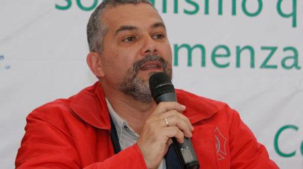 Ricardo Molina, ministro de Transporte | Foto: archivo