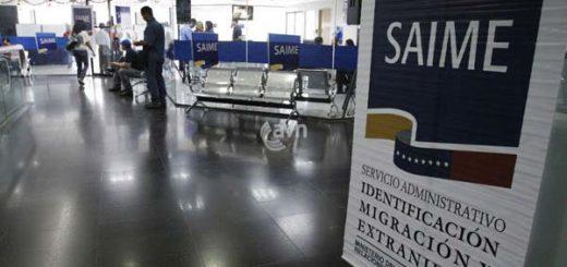 Jefe del Saime en Punto Fijo fue detenido |Foto cortesía