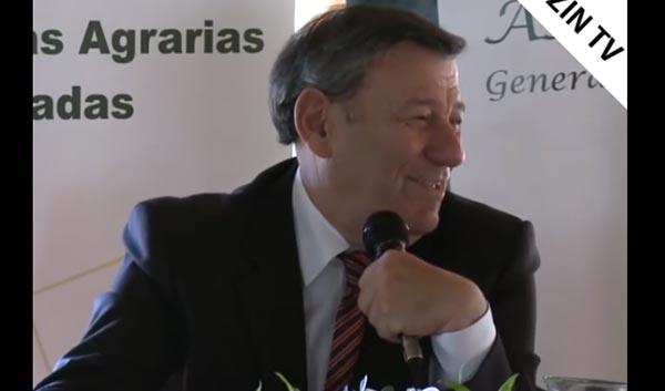Canciller uruguayo, Rodolfo Nin Novoa / Captura de video