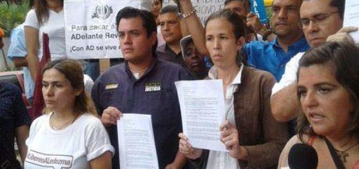 Opositores denunciaron ante la FAO la crisis humanitaria |Foto: El Nacional
