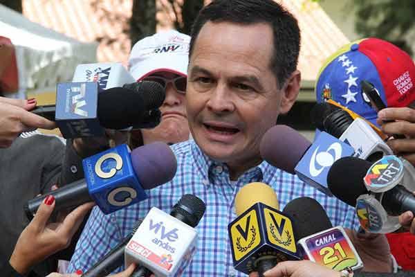 Gobernador Vielma Mora | Foto: @GobernaciónTáchira