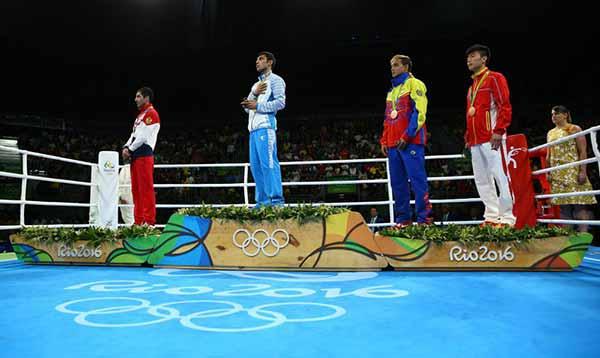 Ceremonia JJOO Río 2016   Foto: Vía Twitter