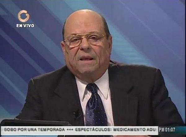 Fernando Álvarez Paz, economista   Foto: captura de video