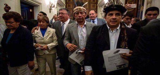 Diputados de Amazonas a la AN|Foto referencia