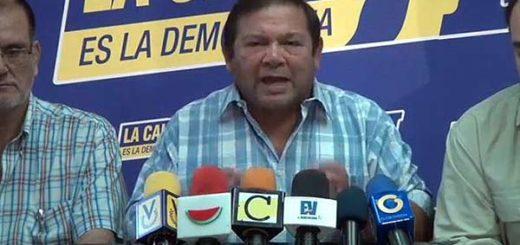Andrés Velásquez, dirigente de Causa R | Foto: Captura