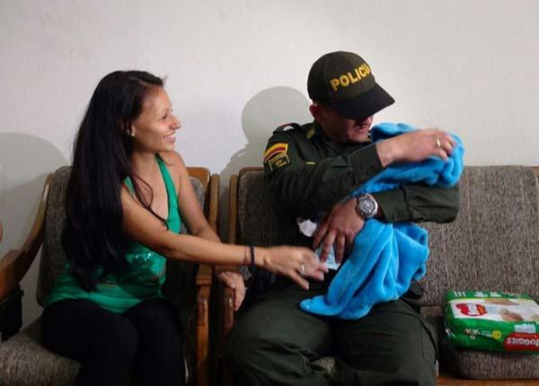 Ivonne Olave y Quewin Cely | Foto: BLU Radio Bucaramanga
