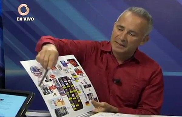 Freddy Bernal | Foto: captura de video
