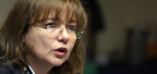 Embajadora venezolana en Ecuador, Carol Delgado  Foto: asambleanacional.gob.ve