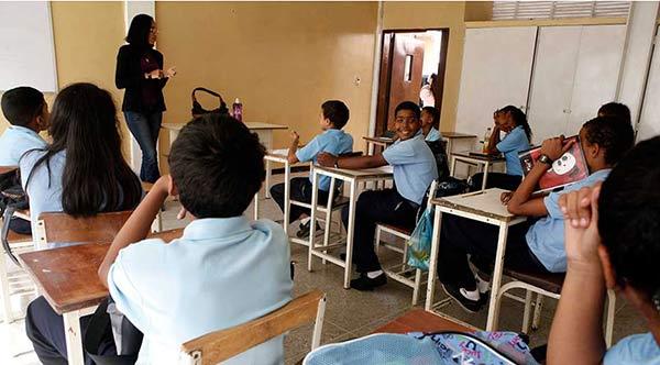 Gobierno desmiente la eliminación de materias en el currículo educativo |Foto referencia