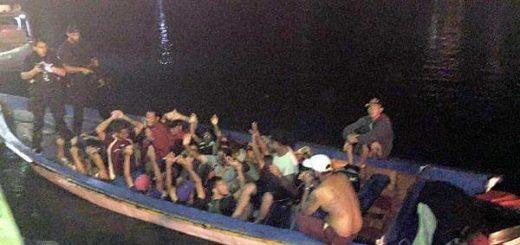Detenidos en Curazao | Foto: Noticias Curazao
