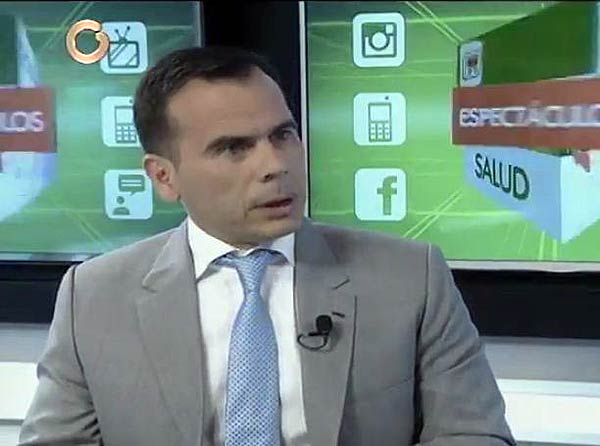 Diputado Carlos Andrés Michelangeli | Foto: Captura