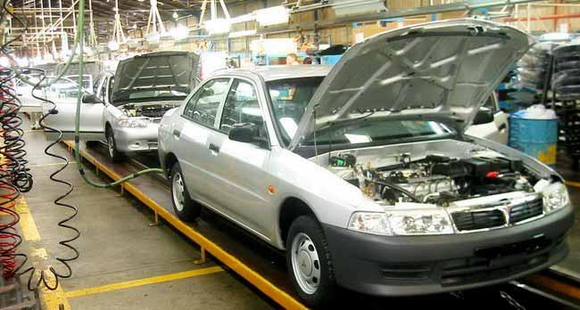 Producción automotriz   Imagen de referencia