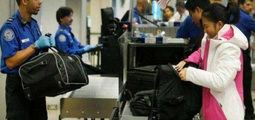 Los chistes que no pueden hacerse en un aeropuerto de EEUU |Foto: El Nuevo Herald