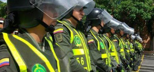 Policía de Colombia | Foto referencial