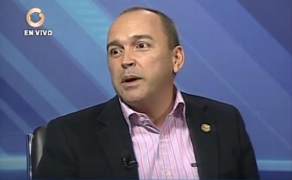Minsitro Francisco Torrealba | Foto: Captura de video