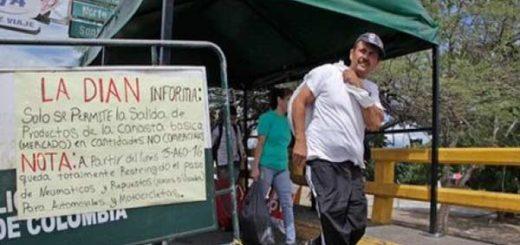 Imagen: Frontera colombo-venezolana