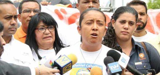 Gaby Arellano, diputada de la AN por la MUD / Foto: Unidad Venezuela