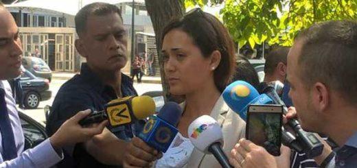 Rosaura Goicoechea|Foto: Voluntad Popular