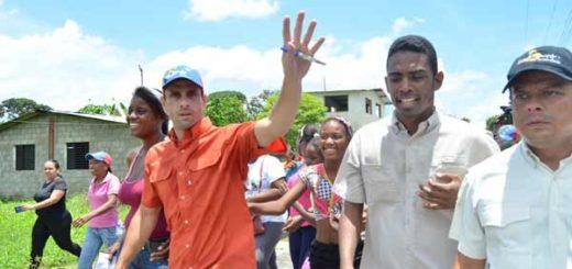 Henrique Capriles| Foto: Prensa Capriles