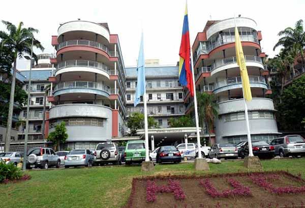 Hospital Clínico de la UCV  Foto: referencial