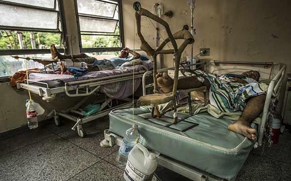 Hospital Luis Razetti de Barcelona   Meridith Kohut/  The New York Times