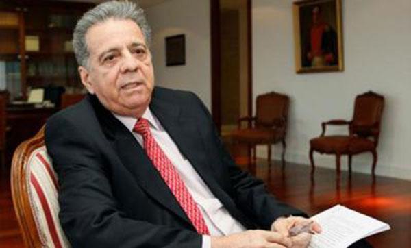 Isaías Rodríguez, Ex Fiscal General de la República|Foto: cortesía