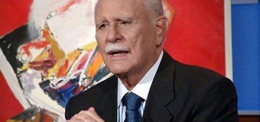 José Vicente Rangel | Foto: Archivo