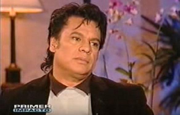 Juan Gabriel Captura de video