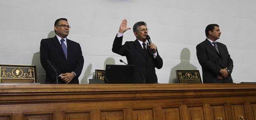 Junta directiva de la Asamblea Nacional | Foto: Luis Dávil / asambleanacional.gob.ve